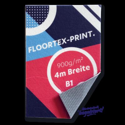 Floor-Tex-Print, B1, geschnitten Preis pro qm/ab 100 qm
