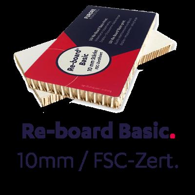 UV-Re-board-Basic Print 10mm • Preis pro qm/ab 100 qm • kleinere Mengen siehe Preisstaffel