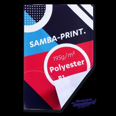 Samba UV-Print, B1, geschnitten Preis pro qm/ab 100 qm
